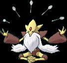 Pokemon #mega_065 - Alakazam