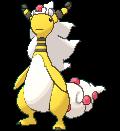 Pokemon #mega_181 - Ampharos