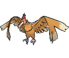 Pokemon #022 - Fearow