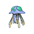 Pokemon #073 - Tentacruel (Shiny)