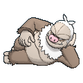Pokemon #289 - Slaking