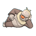 Pokemon #289 - Slaking (Shiny)