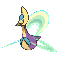 Pokemon #488 - Cresselia (Shiny)